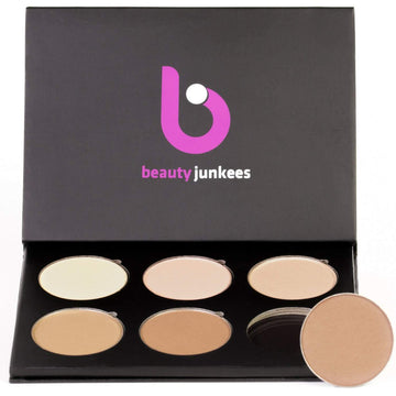 Contour and Highlighting Makeup Palette