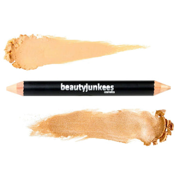 Concealer & Highlighter Duo Warm Beige