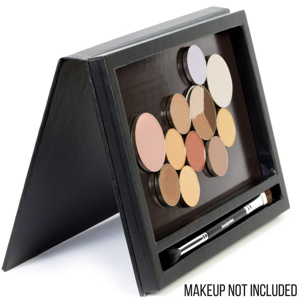 Magnetic Makeup Palette With Mirror Beauty Junkees