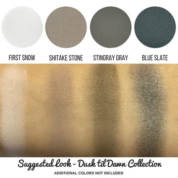 Stingray Gray Eyeshadow Pan