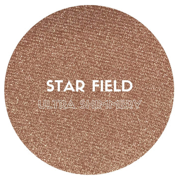 From The Stars Metallic Eyeshadow Collection Eye Makeup Look