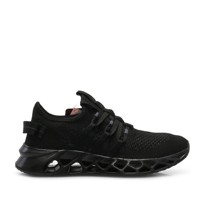 Blade Wave Walking Shoes Black
