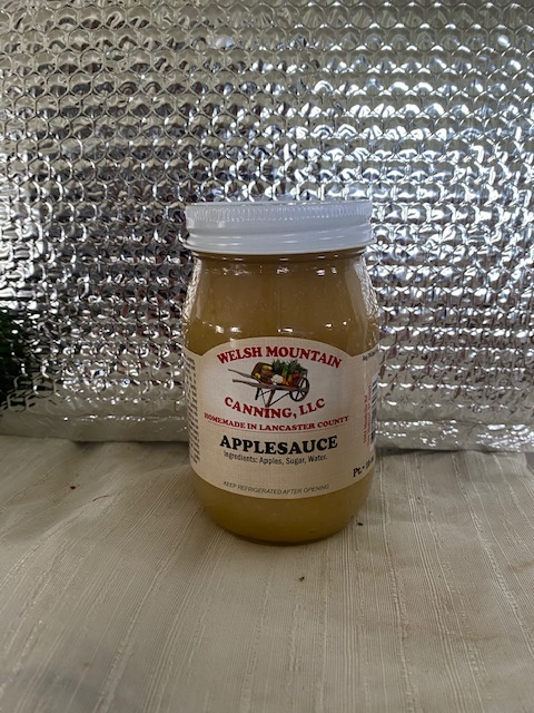 Amish apple sauce 16oz