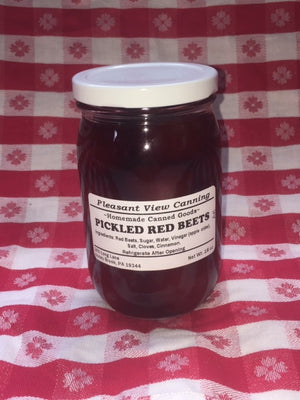whole pickled beets 16oz