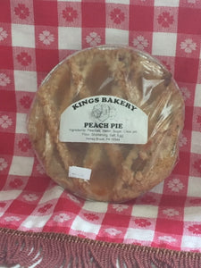 Amish made pies Peach, Apple, Strawberry Rhubarb, Pecan, Shoofly pie, Cherry, Black raspberry and Blueberry