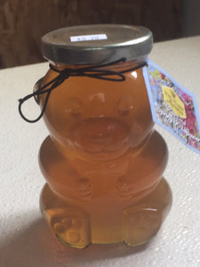 12 oz bear pure raw honey