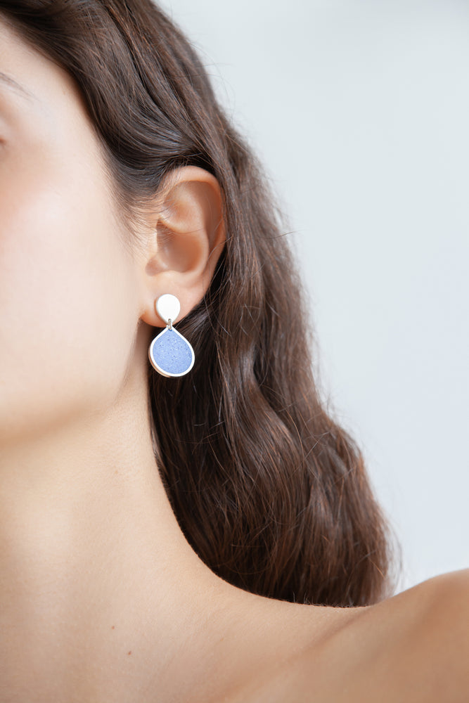 DOUBLE DROPS EARRINGS