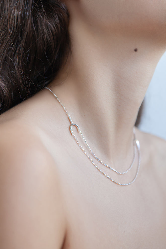 DOUBLE DIAPASON NECKLACE