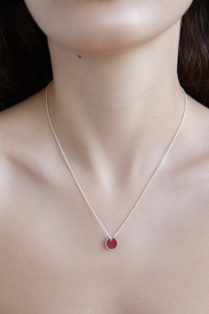 LITTLE ROUND NECKLACE