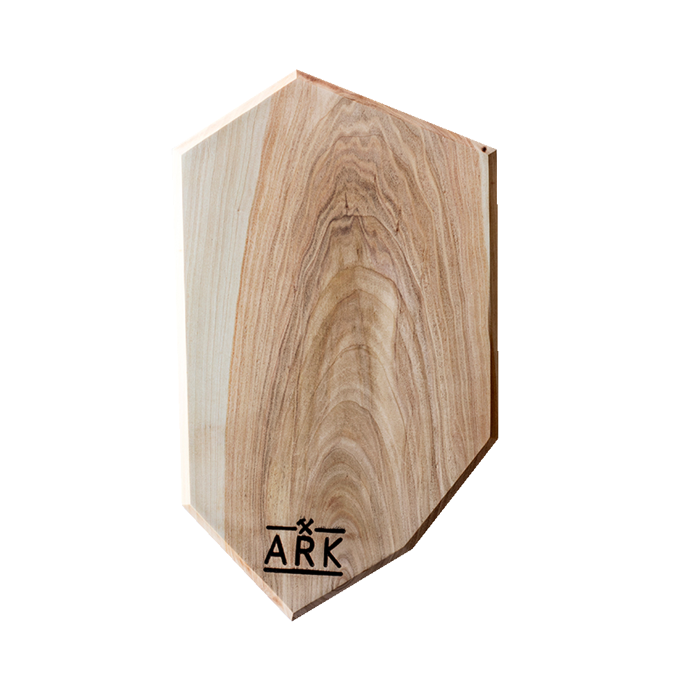 Geometric Cutting Board - ARK Workshop