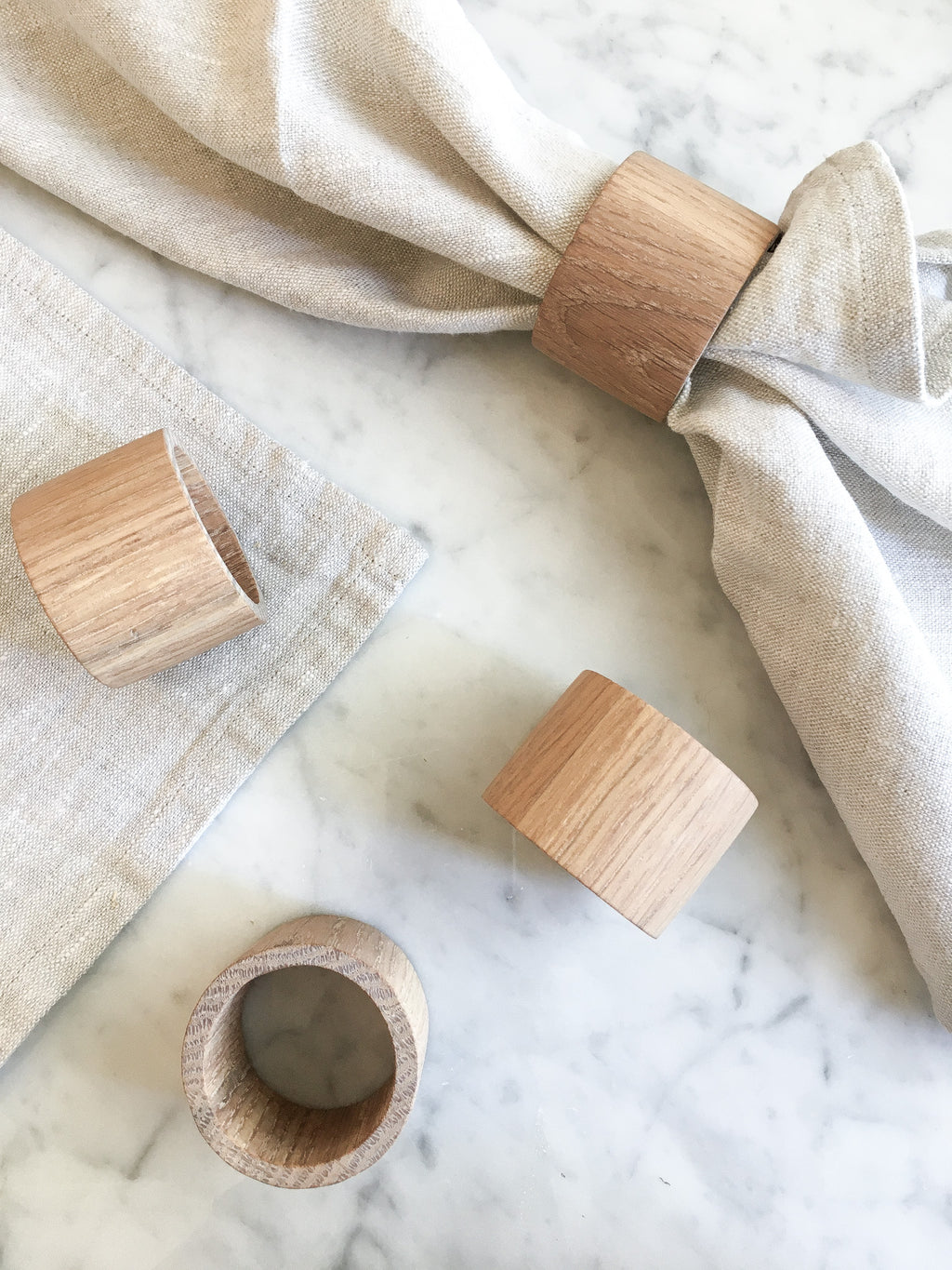Napkin rings - ARK Workshop