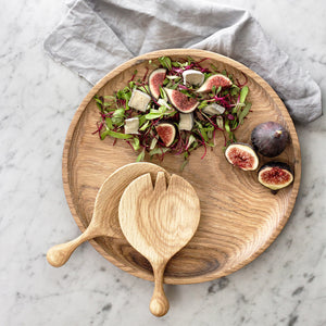 Salad Servers - ARK Workshop Homeware and Furniture
