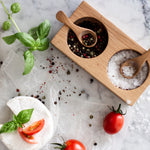 The Salt and Pepper Pinch Bowl - ARK Workshop Homeware and Furniture
