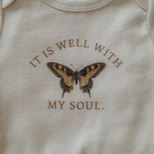 Load image into Gallery viewer, It Is Well With My Soul Onesie – Infant