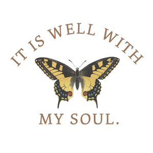 It Is Well With My Soul Onesie – Infant