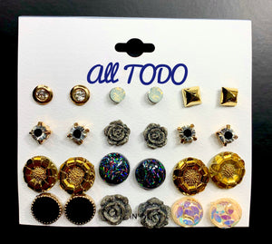 All Todo Earrings