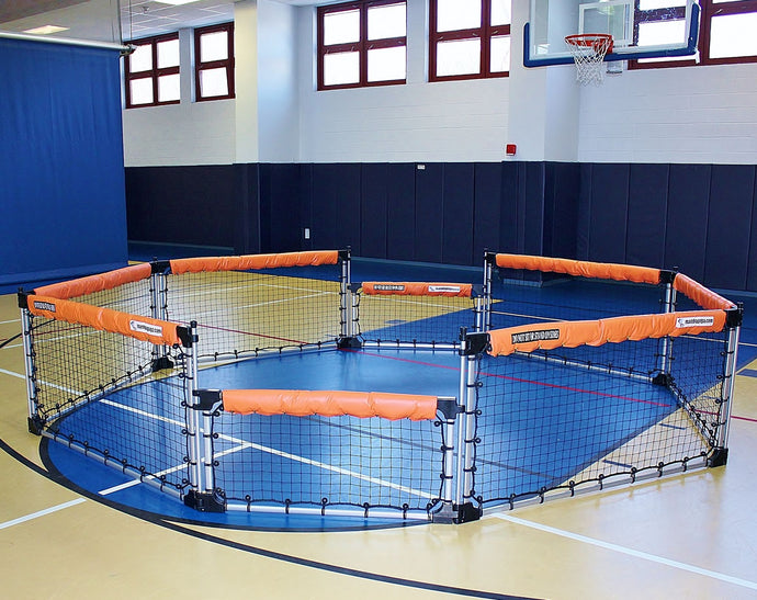 How Durable Are Netted Mamba GaGa Ball Pits?