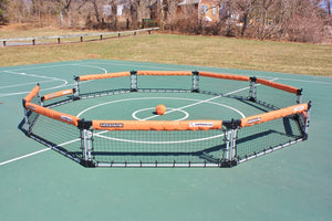 GaGa Pit on basketball court