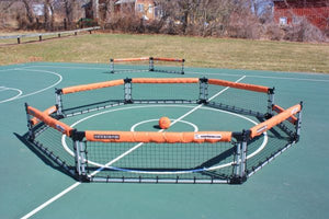 Outdoor GaGa Pit or Octoball court