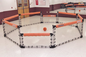 GaGa Ball Pit in school classroom