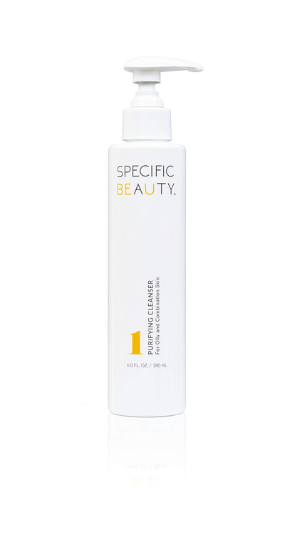 Purifying Cleanser - For Oily and Combination Skin