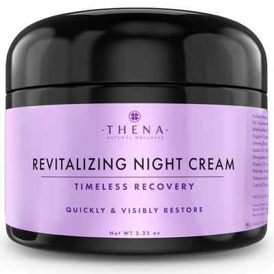 Night Cream Anti Aging Wrinkle Cream With Hyaluronic Acid Vitamin