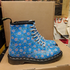 DR MARTENS - BLUE CREEK FLORAL 1460
