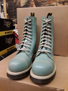DR MARTENS - BLUE 10 EYELET (2B34) - The British Boot Company LTD