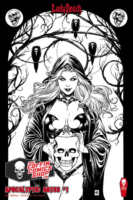 Lady Death: Apocalyptic Abyss #1 (of 2) - Raw Edition