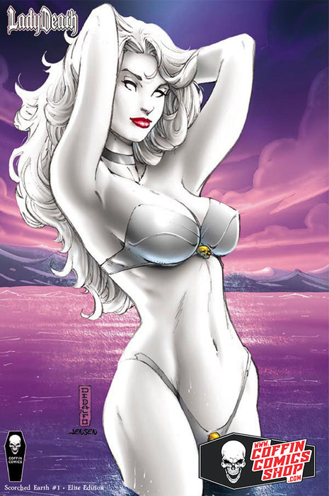 Lady Death: Scorched Earth #1 (of 2) - Elite Edition