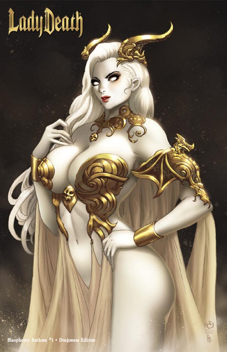 Lady Death: Blasphemy Anthem - Dragoness Edition
