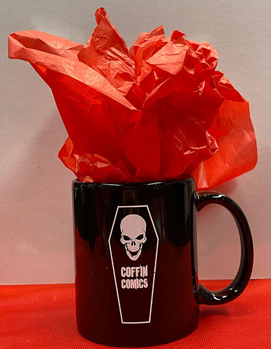 Coffin Comics Coffee Mug