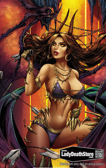 "Hellwitch: Collette Turner Premiere 11x17"" Print"