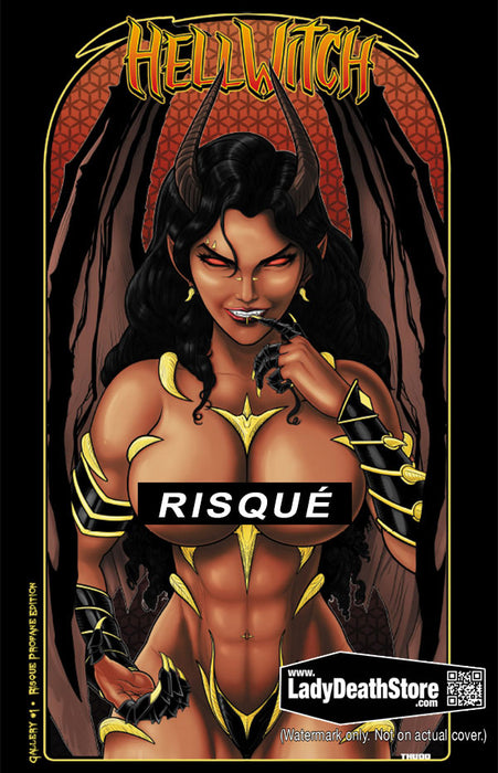 Hellwitch: Gallery #1 - Risque Profane Edition