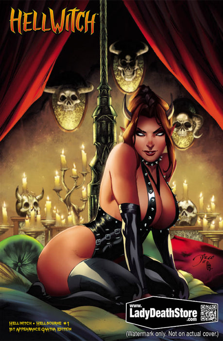 Hellwitch: Hellbourne - 1st Appearance Gaatha Edition