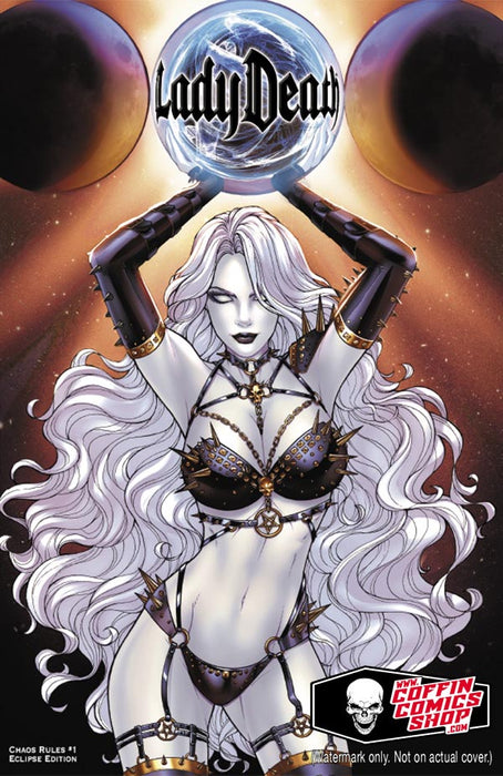 Lady Death: Chaos Rules #1 - Eclipse Edition