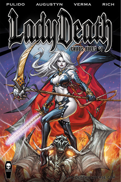 Lady Death: Chaos Rules - Standard Edition