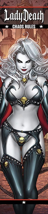 Lady Death: Chaos Rules Bookmark