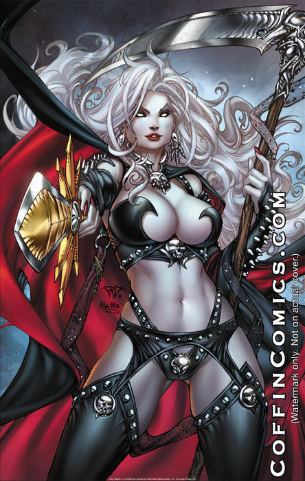 "Lady Death: Conquest 11x17"" Print"