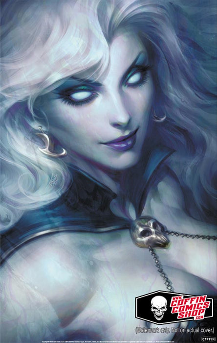"Lady Death: Deadly Gaze 11x17"" Print"