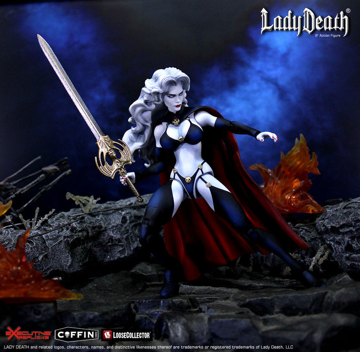 "Lady Death: Legacy 6"" Premium Action Figure [PREORDERS CLOSED!]"