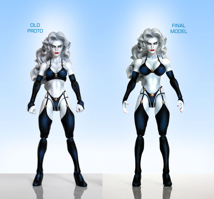 "Lady Death: Legacy 6"" Premium Action Figure [PREORDER DEPOSIT]"