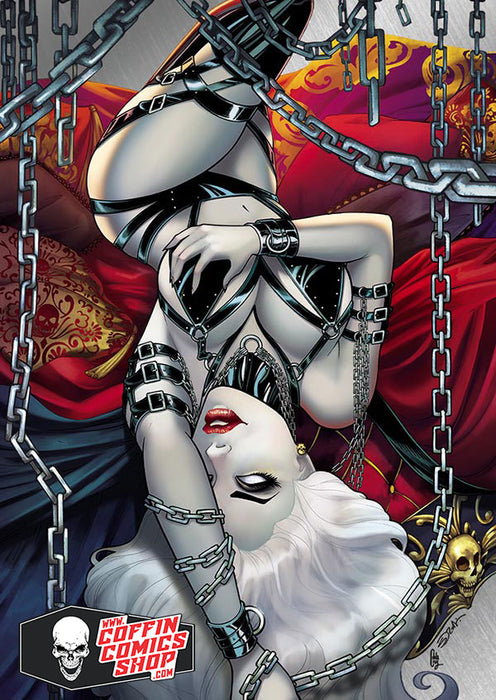 Lady Death: Menage a Moi Metallicard