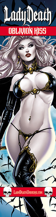Lady Death: Oblivion Kiss Bookmark