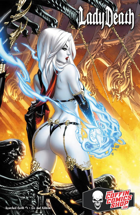 Lady Death: Scorched Earth - Go Ass! Edition
