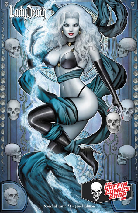 Lady Death: Scorched Earth - Jewel Edition