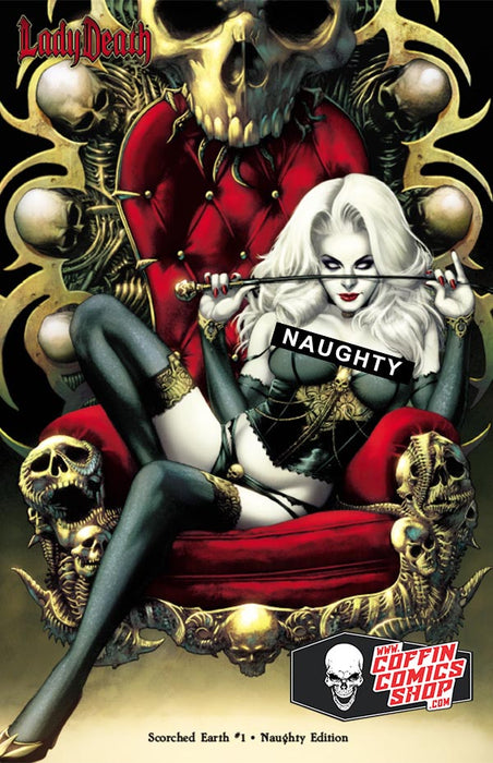 Lady Death: Scorched Earth - Naughty Edition