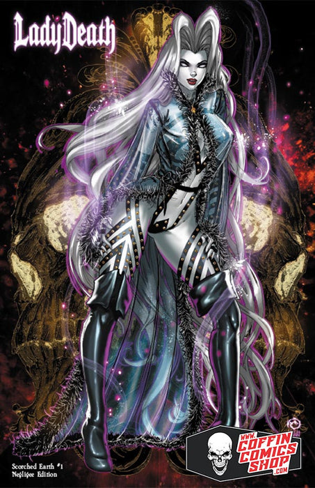 Lady Death: Scorched Earth - Negligee Edition