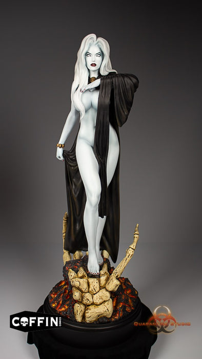 Lady Death: Seductress 1/6 Scale Statue - Coffin Comics Exclusive [PREORDERS CLOSED!]