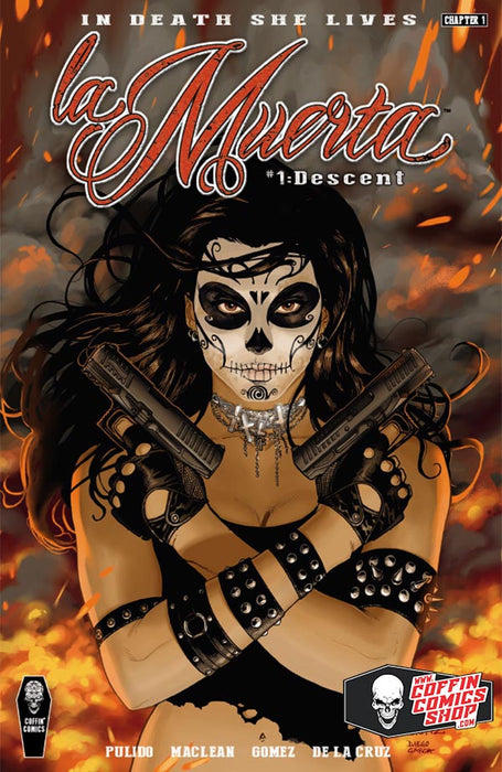 La Muerta: Descent - Premiere Edition